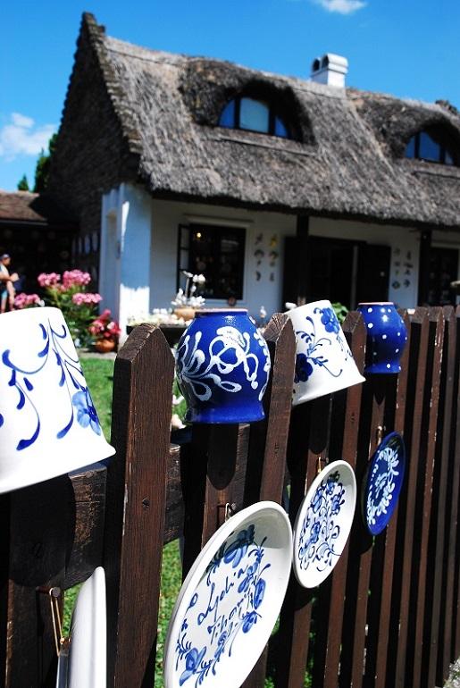 Tihany Półwysep atrakcje Balaton wakacje Węgry