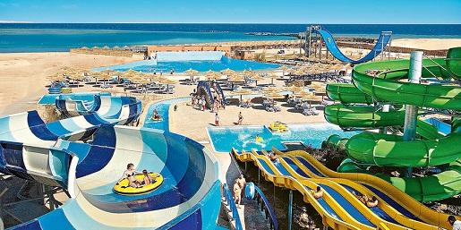 najlepszy hotel w Egipcie z aquaparkiem atrakcje opinei