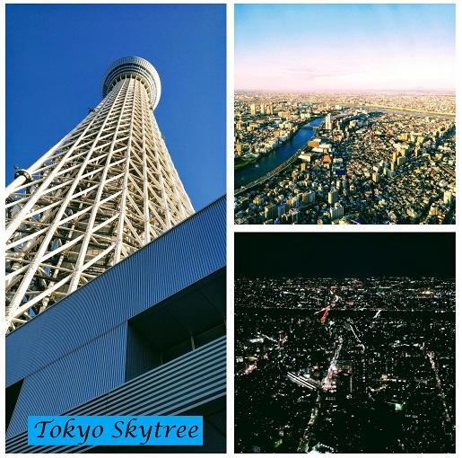 Tokyo Skytree wieża widokowa zwiedzanie atrakcje