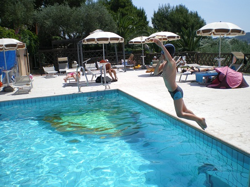 Toskania kamping z basenem Talamone Village opinie