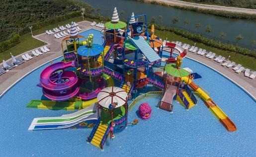 Turcja najlepsze hotele z aquaparkiem dla dzieci