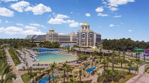 Turcja rodzinne atrakcje dla dzieci hotel aquapark basen opinie