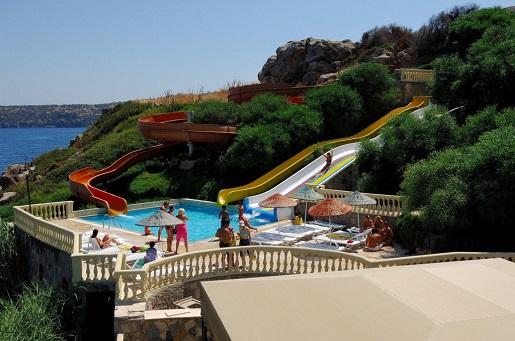 gdzie nocować w Turcji najlepsze hotele aquapark basen opinie