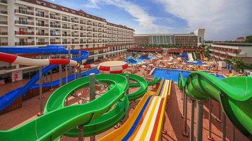 Turcja gdzie najlepsze hotele atrakcje rodzinne basen opinie