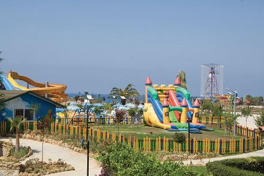 Turcja jaki hotel przy plaży atrakcje rodzinne basen aquapark opinie