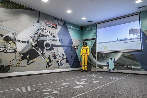 VR centrum edukacji lotniczej kraków atrakcje z dziećmi opinie
