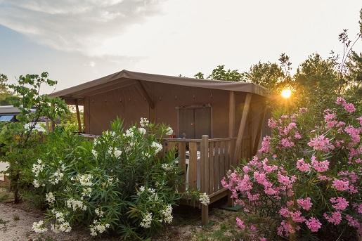 Vacansoleil opinie Namiot glampingowy Serengeti, kemping Zaton, Chorwacja