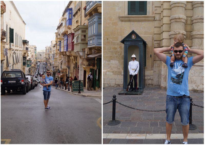 Valletta opinie z małym dzieckiem Malta wakacje