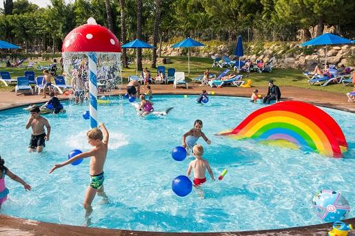 Vilanova Park tanie wakacje rodzinne niezapomniane opinie