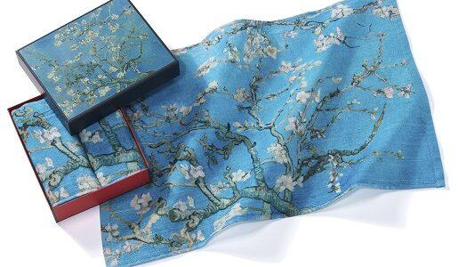 Vincent van Gogh - Kwitnący migdałowiec musearta