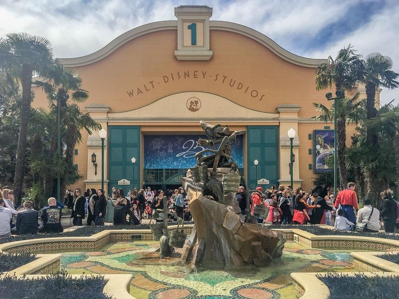 Walt Disney Studios Paryż opinie