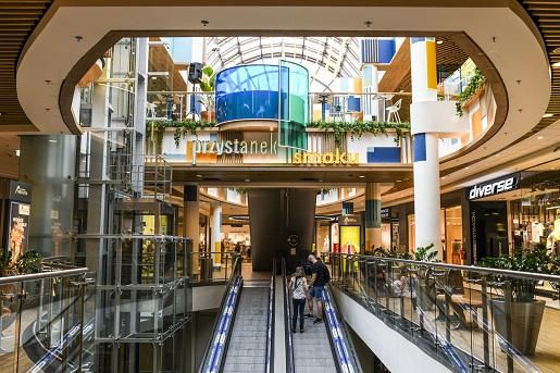 Warszawa centrum handlowe przyjazne dzieciom 4
