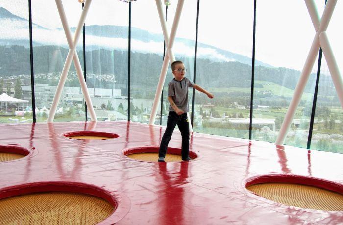 co zobaczyć z dzieckiem Wattens - świat kryształów opinie