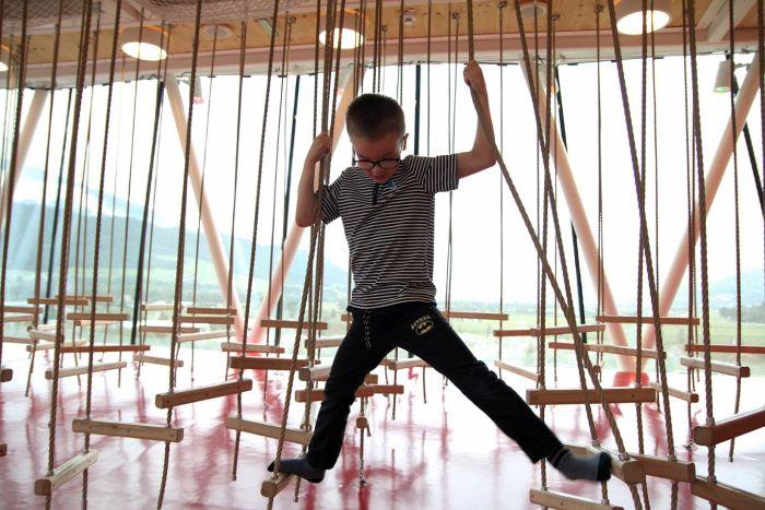 plac zabaw dla dzieci Wattens