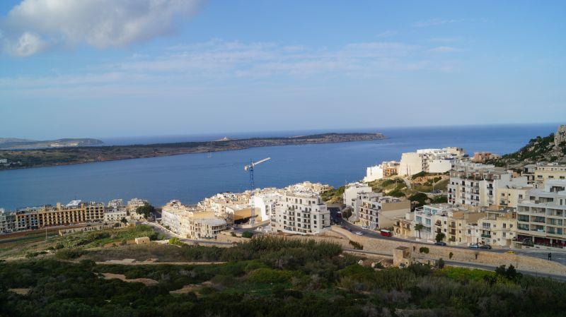 Widok na zatokę Malta opinie