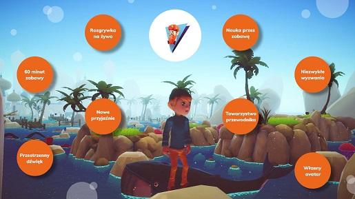 Wirtualna Przygoda Pana Kleksa 4 atrakcje dla dzieci