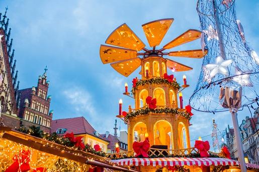 Wrocław Jarmark Bożonarodzeniowy kiedy atrakcje najładniejsze w Polsce