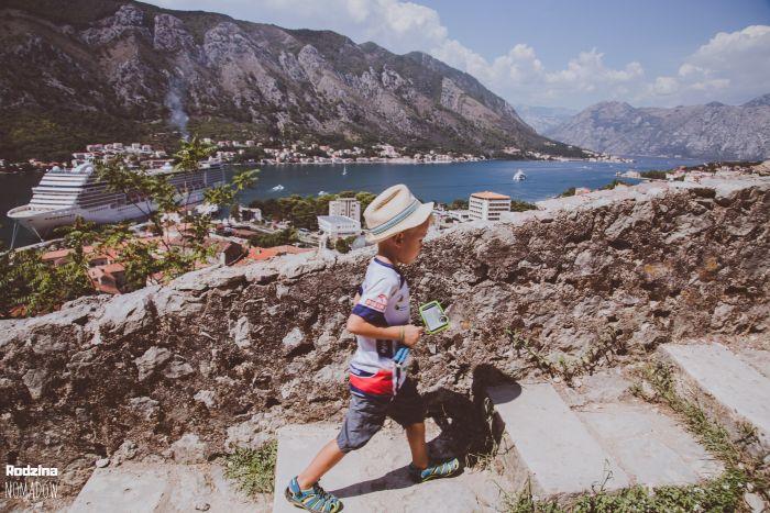 Wyprawa 5 mórz, Kotor Czarnogóra