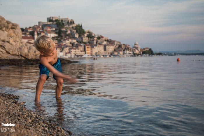 Wyprawa 5 mórz, Szybenik Chorwacja