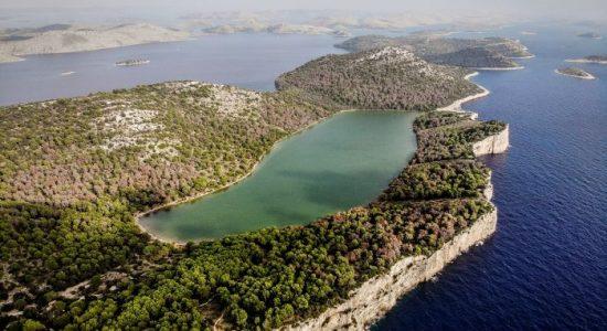 Wyprawa 5 mórz, Telaśćica Chorwacja