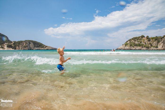Wyprawa 5 mórz, Voidokilia Grecja