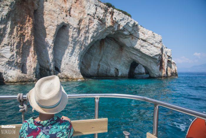 Wyprawa 5 mórz, Zakynthos Grecja