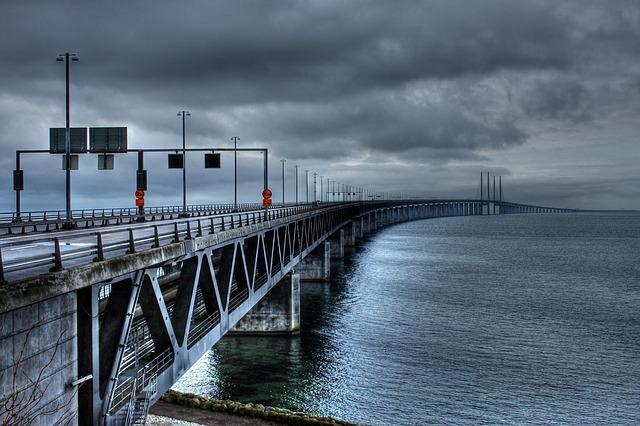 Ystad najciekawsze atrakcje oresund most przejazd