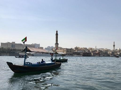 abra Dubaj taksówka wodna ceny opinie transport