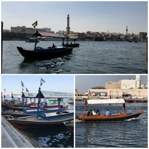 abra rejsy w Dubaju ceny trasy wodne taksówki