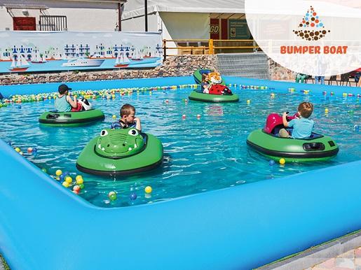 rodzinne atrakcje dla dzieci łeba discovery park opinie ceny