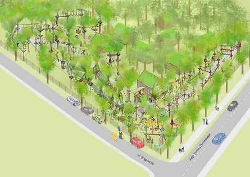 alfapark-wladyslawowo-mapka atrakcje dla dzieci