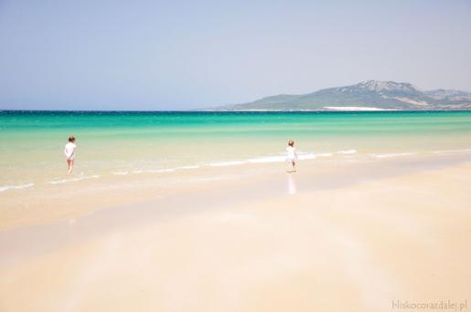 Andaluzja Tarifa plaże zdjęcia opinie