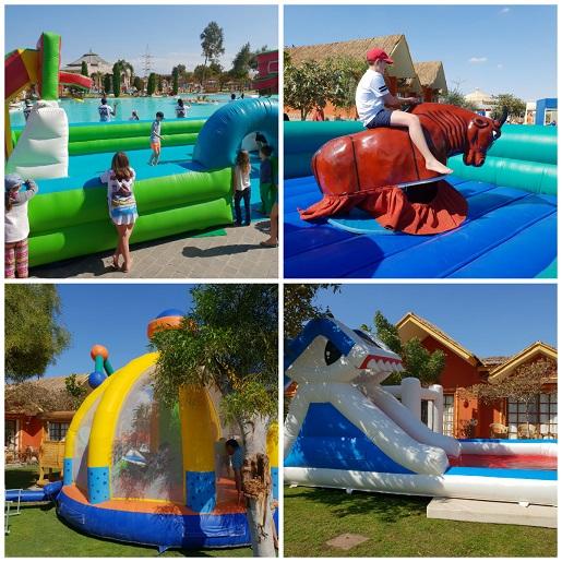 animacje dla dzieci atrakcje hotel jungle aquapark resort egipt opinie