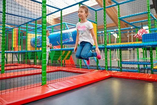atrakcje ancymondo trampoliny