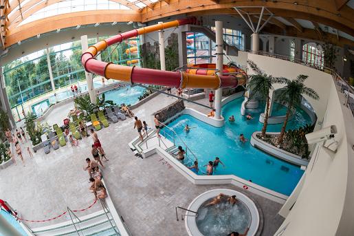 aquadron slask aquapark rodzinne wakacje opinie strefa rekreacji