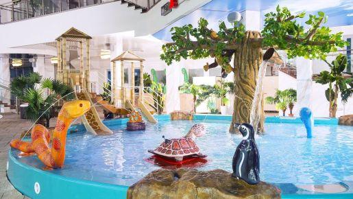 aquapark-jaroslawiec-opinie-atrakcje dla dzieci brodzik