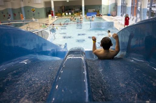 rodzinne atrakcje dla dzieci kościerzyna aqua park kaszuby opinie
