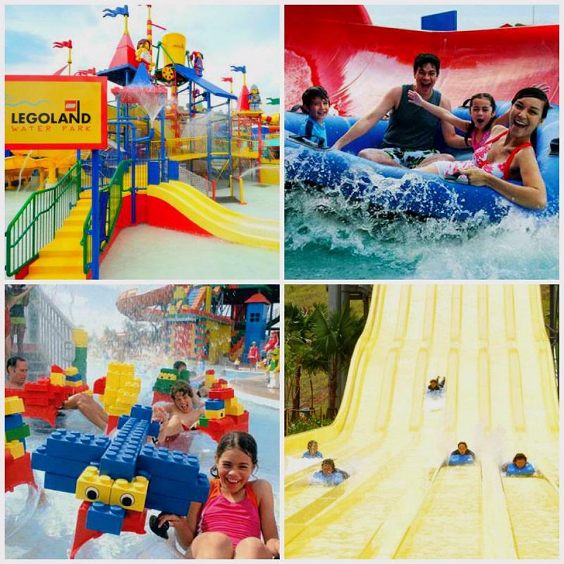 aquapark legoland dubaj waterpark opinie atrakcje dla dzieci