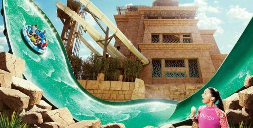 najlepsze aquaparki w Dubaju opinie