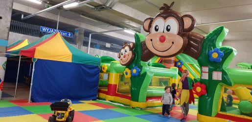 Arena Gigantów sala zabaw Wrocław opinie atrakcje