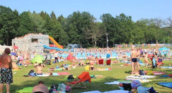 basen Arkonka Szczecin rodzinne atrakcje