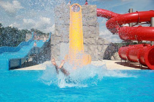 atrakcje dla dzieci basen Arkonka Szczecin