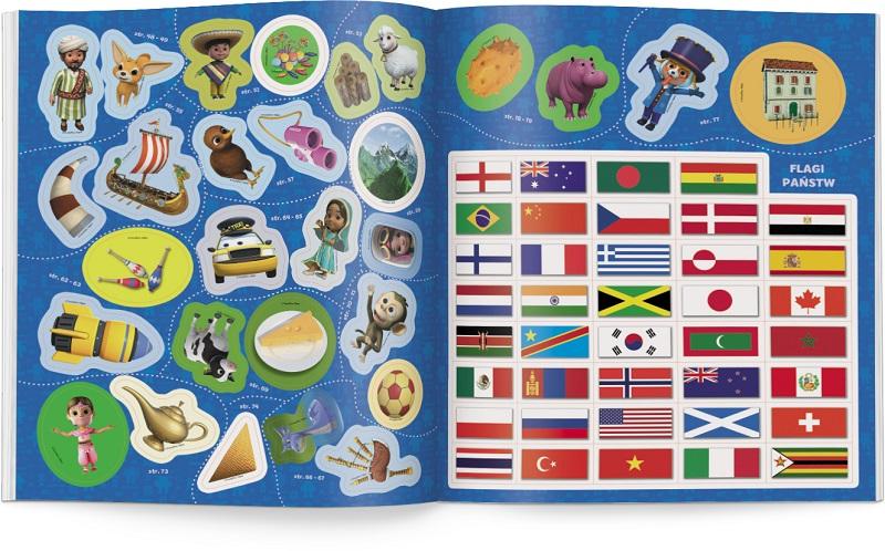 atlas dla dzieci kto lata do okoła świata super wings 3