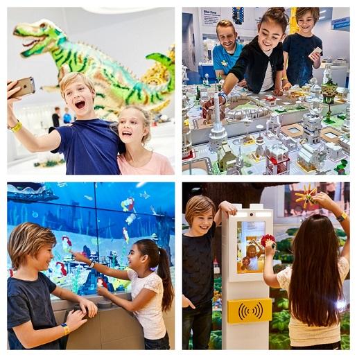 atrakcje LEGO House Billund Dania dom klocków 13