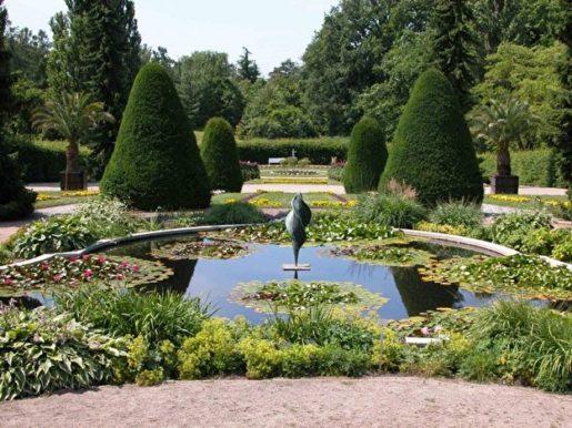atrakcje berlin opinie botanische garten
