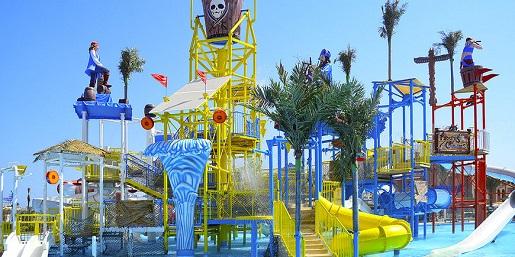Hotel z basenami dla dzieci zjeżdżalnie Egipt opinie