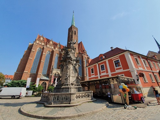 atrakcje dla dzieci Ostrów Tumski Wrocław