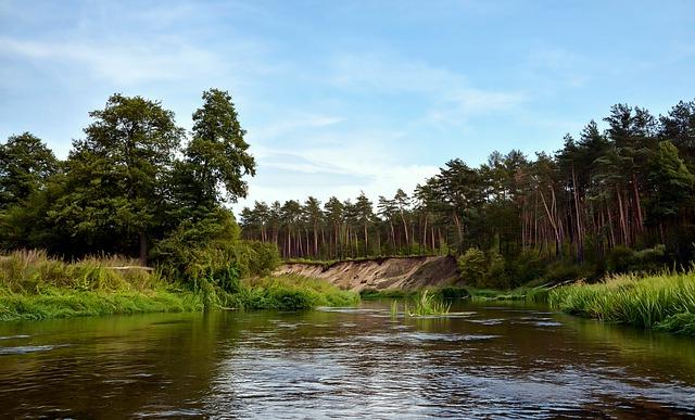 atrakcje dla dzieci śląsk gdzie na weekend z dzieckiem śląsk rzeka spływ