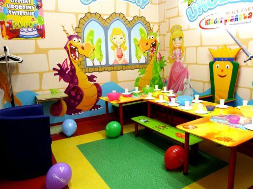 sala zabaw atrakcje Kinderplaneta Wrocław opinie