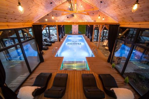 opinie Bacówka Radawa Spa opinie hotel z basenem dla dzieci